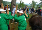 <center>浮牛城まつり<br>(Fugyu castle festival)</center>
