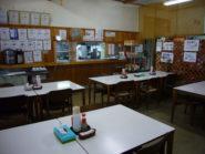 <center>食堂<br>Dining room</center>